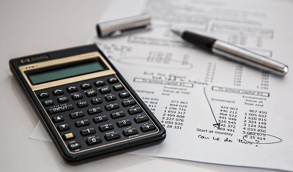 calculator, calculation, insurance
